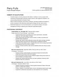 Sample Resume Templates Word Document Saneme