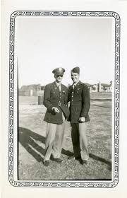 Lts. Tony Webster & Albert Kramer at Fort Sill, Oklahoma in 1943 | The  Digital Collections of the National WWII Museum : Oral Histories