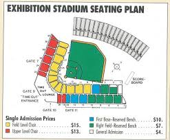 Bmo Field Detailed Seating Chart Pin By Tim Kugler On Stadiums Toronto Toronto Blue Jays