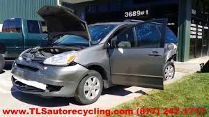 2005 Toyota Sienna LE Parts for Sale - Save up to 60% - YouTube