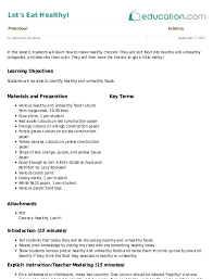 Fall Lesson Plans For Toddlers Preschool Lesson Plans Education Com