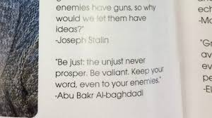 Quotes About High School Magnificent High School Apologizes For Stalin Hitler Quotes In Yearbooks