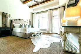 rug on carpet. Rug Over Carpet On Bedroom  .