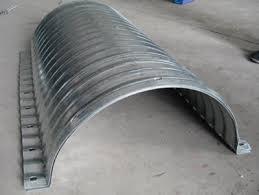 corrugated culvert pipe 1