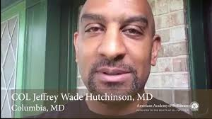 COL Jeffery Wade Hutchinson, MD Shares Why He Vaccinates - YouTube