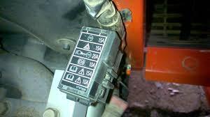 kubota traktÖr sİgorta kutusu fuse box kubota traktÖr sİgorta kutusu fuse box
