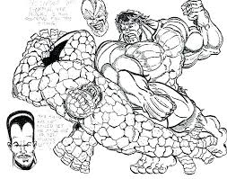 Incredible Hulk Coloring Pictures Pages Online In Addition To Free