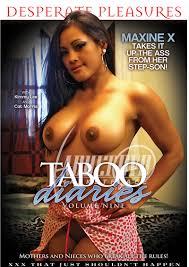 Taboo Diaries 9 DVD Desperate Pleasures