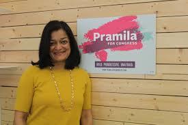 Pramila Jayapal: Portrait of A Woman In Charge - The Seattle Lesbian