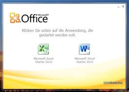 Microsoft Word To Download Office Starter 2010 Als Kostenloser Download Das Microsoft Office
