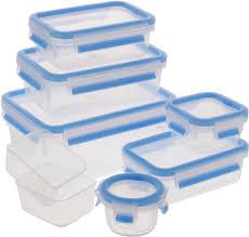 """<b>Набор контейнеров Emsa</b> """"Clip&Close"""", 7 предметов — купить в ..."""