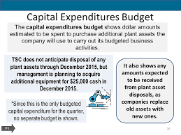 Master Budgets And Planning Ppt Download