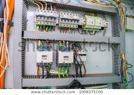 fuse box electric relay automatic machines stock photo (edit now electric box fuse box ct diagram fuse box with an electric relay and automatic machines electric board and high voltage switches