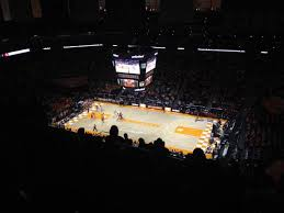 Thompson Boling Arena Interactive Seating Chart