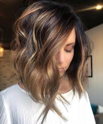 Stylish Ombre Balayage Hairstyles For Shoulder Length Hair 2019