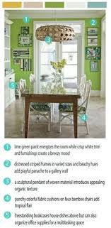 breezy colorful dining room takeaway tuesday centsational love the chairs and pendant lighting fixture