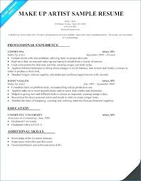 Cosmetologist Resume Beauteous Cosmetology Resume Samples New Resume Beautician Igreba