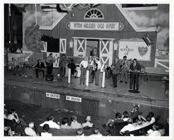 Grand Ole Opry Ryman Seating Chart Grand Ole Opry Cast Onstage At The Ryman Auditorium Ryman