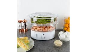 electric steam cooker.  Steam Vegetable Steamer And Rice Cooker With Timer 63Qt  Inside Electric Steam I
