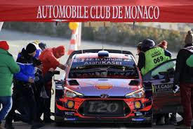 WRC   Rallye Monte Carlo 2020, i primi nomi della start list