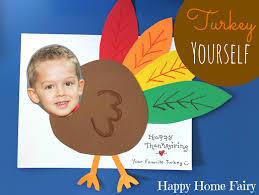 Cute Craft Alert Turkey Yourself Happy Home Fairy