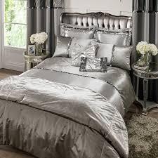 aurora kingsize bedding set ca bedding sets ca pillowcases ca duvet grey bed linen