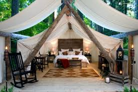 Multiple Room Tents Exclusive Luxury Tent Cabins In Olympia Washington
