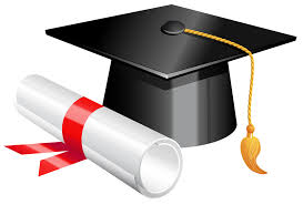 graduation cap and diploma clipart clipart collection red  red graduation cap clip art