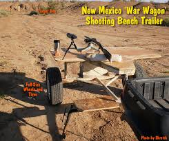 The AnarchAngel  BenchwarmingPlans For Portable Shooting Bench