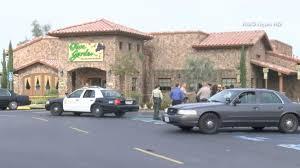 robber locks olive garden employees in refrigerator