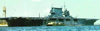Micronesia  Kwajalein Atoll  The Wreck Of The Prinz Eugen  Sunk On December           After Surviving The Bikini Atoll Atomic Tests Along With    Other