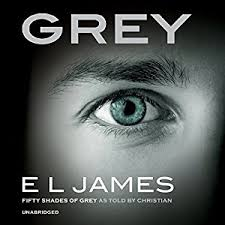 grey fifty shades of grey as told by christian grey audio  grey fifty shades of grey as told by christian grey audio amazon co uk e l james zachary webber random house audiobooks books