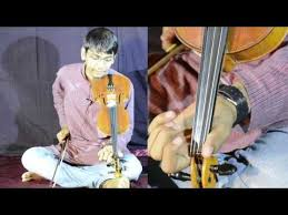 Carnatic Violin Finger Positions Youtube Violin In