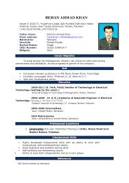 Modern Column Resume Template Ms Word Cv Template Free Download Resume Format