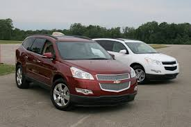 First Drive: 2009 Chevrolet Traverse Photo Gallery - Autoblog