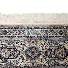 large vintage 6 laa nain afshan habibian persian rug unknown