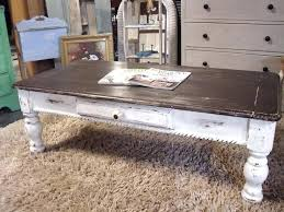 spray paint coffee table distressed coffee table white distressed coffee table best spray paint for wood