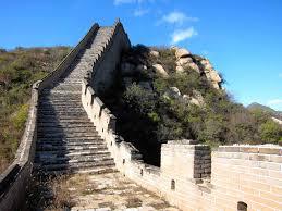 Великая китайская стена строительство история фото  Великая китайская стена в Китае