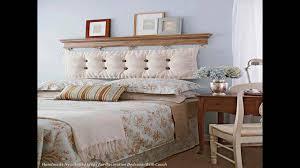 Handmade Headboard Ideas for Ornamental Bed room