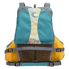 Mti Mti 807j 0bs45 Moxie Womens Medium Large Turquoise Caribe Life Vest