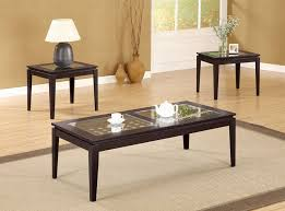 alluring glass coffee table set with coffee table amazing glass top coffee tables modern glass top