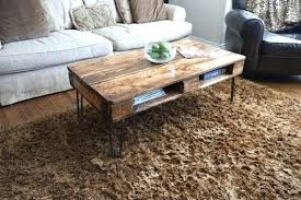hairpin coffee table designs that prove hairpin legs can look great on anything antique pallet coffee hairpin coffee table