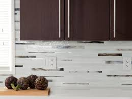 Backsplashes For Kitchen Contemporary Kitchen Backsplash Ideas Hgtv Pictures Hgtv