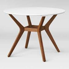 round dining table. Emmond Mid Century 42\ Round Dining Table N
