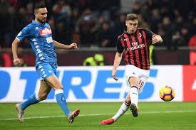 Milan-Napoli fa il pieno di ascolti: oltre 6 milioni in tv ...