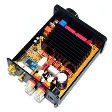 Mini Class D <b>TDA7498</b> 2.0 <b>Bluetooth</b> 5.0 CSR8675 Desktop Digital ...