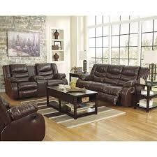espresso living room furniture. ashley furniture linebacker living room set in espresso r