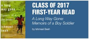 A Long Way Gone Quotes Classy Ishmael Beah Soldier On Quotes Quotesgram A Long Way Gone Quotes