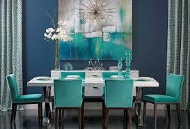 Turquoise Interior Design