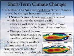 What Unusual Pattern Occurs During El Niño Cool The Atmosphere B48 Global Changes In The Atmosphere Ppt Download
